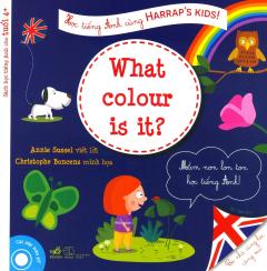 Học Tiếng Anh Cùng Harrap's Kids! - What Colour Is It?