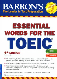 Essential Words For The TOEIC - 6th Edition (Kèm 1 CD)