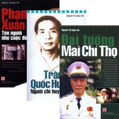 Hồ Sơ Chiến Tranh Việt Nam - Chân Dung Các Nhà Tình Báo - Trọn Bộ 3 Cuốn