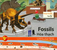 Fossils - Hóa Thạch (Trình Độ 2 - Tập 9) - Kèm 1 CD