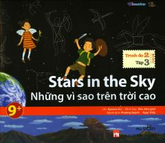 Stars In The Sky - Những Vì Sao Trên Trời Cao (Trình Độ 2 - Tập 3) - Kèm 1 CD