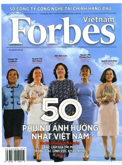 Forbes Việt Nam - Số 70 (Tháng 3/2019)