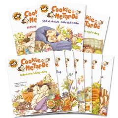 Combo Cookie Và Mẹ Tạp Dề (Bộ 10 Cuốn)