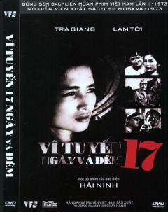 Vĩ Tuyến 17 Ngày Và Đêm - Phim Việt Nam (DVD)