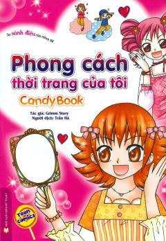 Candy Book - Phong Cách Thời Trang Của Tôi