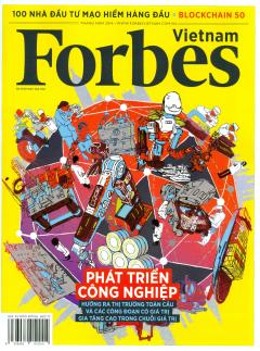 Forbes Việt Nam - Số 72 (Tháng 5/2019)