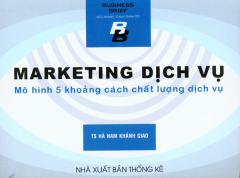 Marketing dịch vụ - Mô hình 5 khoảng cách chất lượng dịch vụ