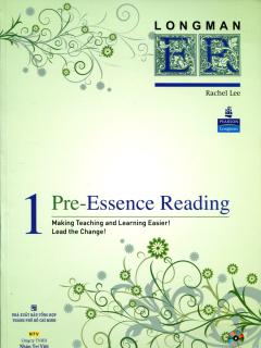 Pre - Essence Reading 1 (Dùng Kèm 1 Đĩa MP3)