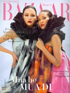 Phong Cách - Harper's Bazaar (Tháng 6/2019)