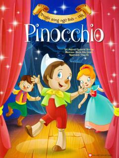 Truyện Song Ngữ Anh - Việt: Pinocchio