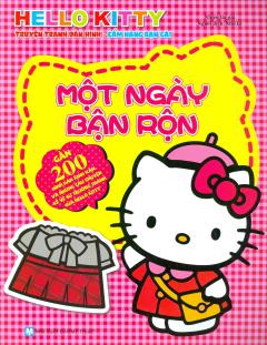 Hello Kitty - Một Ngày Bận Rộn