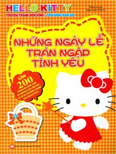 Hello Kitty - Những Ngày Lễ Tràn Ngập Tình Yêu