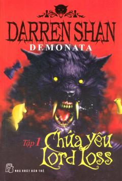 Demonata - Tập 1: Chúa Yêu Lord Loss