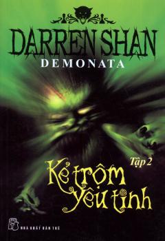 Demonata - Tập 2: Kẻ Trộm Yêu Tinh