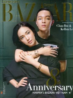 Phong Cách - Harper's Bazaar (Tháng 7/2019)