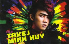 Âm Nhạc Của Tôi - Minh Huy (CD + DVD)