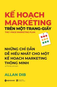 Kế Hoạch Marketing Trên Một-Trang-Giấy