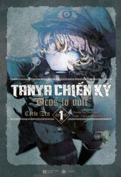 Tanya Chiến Ký - Tập 1 (Tặng Kèm Poster - Số Lượng Có Hạn)
