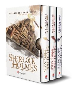 Sherlock Holmes (Hộp 3 Tập)