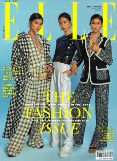 Phái Đẹp - Elle - Số 107 (Tháng 9/2019)