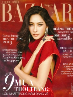 Phong Cách - Harper's Bazaar (Tháng 9/2019)