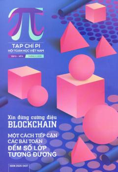Tạp Chí Pi: Tập 3 - Số 3 (Tháng 3/2019)