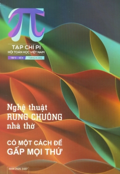 Tạp Chí Pi: Tập 3 - Số 4 (Tháng 4/2019)
