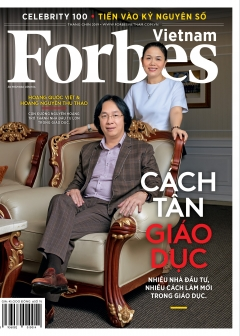 Forbes Việt Nam - Số 76 (Tháng 9/2019)