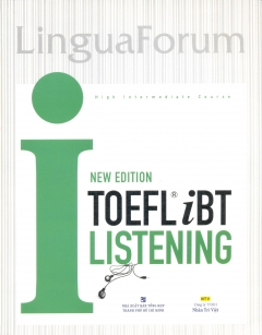 LinguaForum New Edition TOEFL iBT i - Listening (Kèm 1 CD)