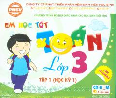 CD - Em Học Tốt Toán Lớp 3 - Tập 1 (Học Kỳ 1)