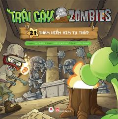 Trái Cây Đại Chiến Zombies - Tập 21: Thám Hiểm Kim Tự Tháp