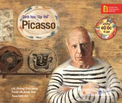 """Những Bộ Óc Vĩ Đại - Danh Họa """"Lập Thể"""" Picasso (Tái Bản 2019)"""