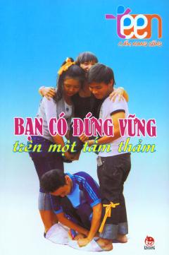 Teen Cẩm Nang Sống - Bạn Có Đứng Vững Trên Một Tấm Thảm
