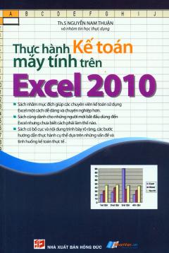 Thực Hành Kế Toán Máy Tính Trên Excel 2010