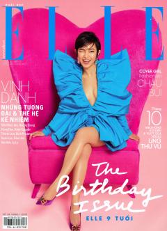 Phái Đẹp - Elle - Số 109 (Tháng 11/2019)