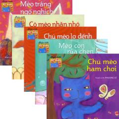 Mèo Con Hư Hỏng - Trọn Bộ 5 Cuốn