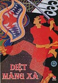 Tranh Truyện Dân Gian Việt Nam - Diệt Mãng Xà