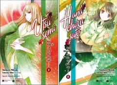 Combo Khi Hikaru Còn Trên Thế Gian Này (Tập 7 + 8) (Tặng Kèm Sổ Tay - Số Lượng Có Hạn)