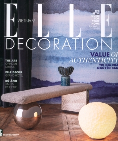 Không Gian Phong Cách - Elle Decoration (Ấn Phẩm Tháng 11/2019)