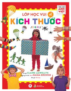Lớp Học Vui Về Kích Thước (Song Ngữ Anh-Việt)