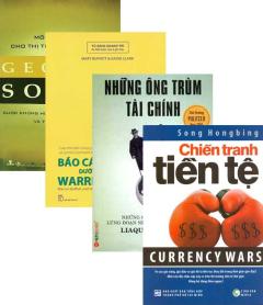 Sách Ngày Doanh Nhân Việt Nam - Sách Dành Cho Nhà Đầu Tư Tài Chính (Bộ 4 Cuốn)