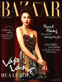 Phong Cách - Harper's Bazaar (Tháng 12/2019)