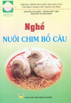 Nghề Nuôi Chim Bồ Câu