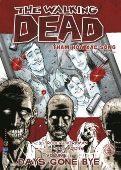 The Walking Dead - Thảm Họa Xác Sống - Tập 1