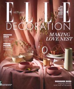 Không Gian Phong Cách - Elle Decoration (Ấn Phẩm Tháng 1/2020)