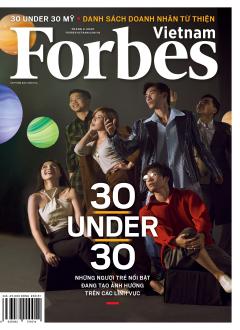 Forbes Việt Nam - Số 81 (Tháng 2/2020)
