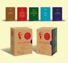 Bộ Sách Hồ Chí Minh - Tác Phẩm (Hộp 5 Cuốn)