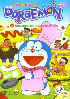 Doraemon - Đố Em Biết !? - Tập 2 Các Món Ăn - Tabemono Ippai