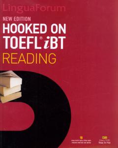LinguaForum Hooked On Toefl IBT - Reading - Gồm Course Book, Answer Key và 1 CD - Rom
