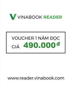 Gói 1 Năm Đọc Sách Trên Ứng Dụng Vinabook Reader